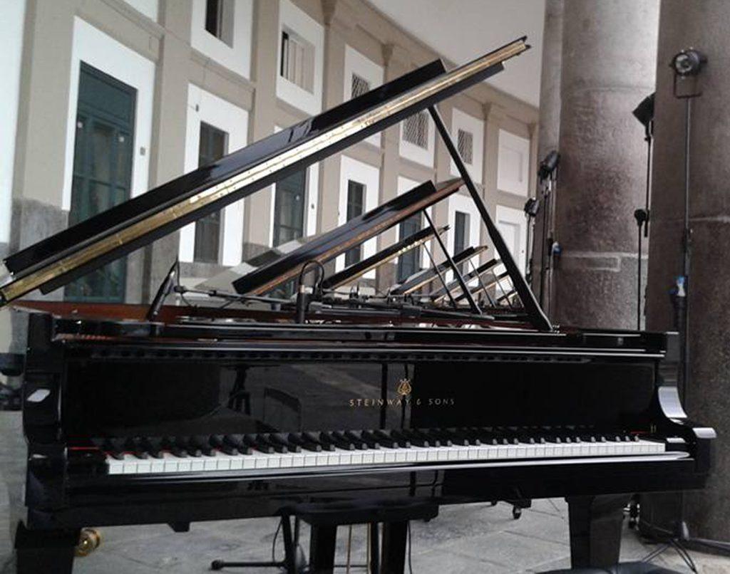 Piano City Napoli Piazza Plebiscito 4