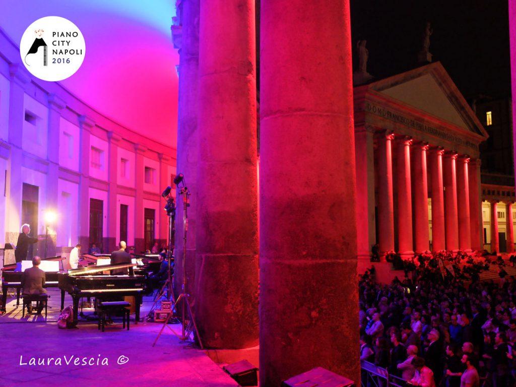 Adam Rudolph - Go Organic Orchestra - Piano City Napoli 2016