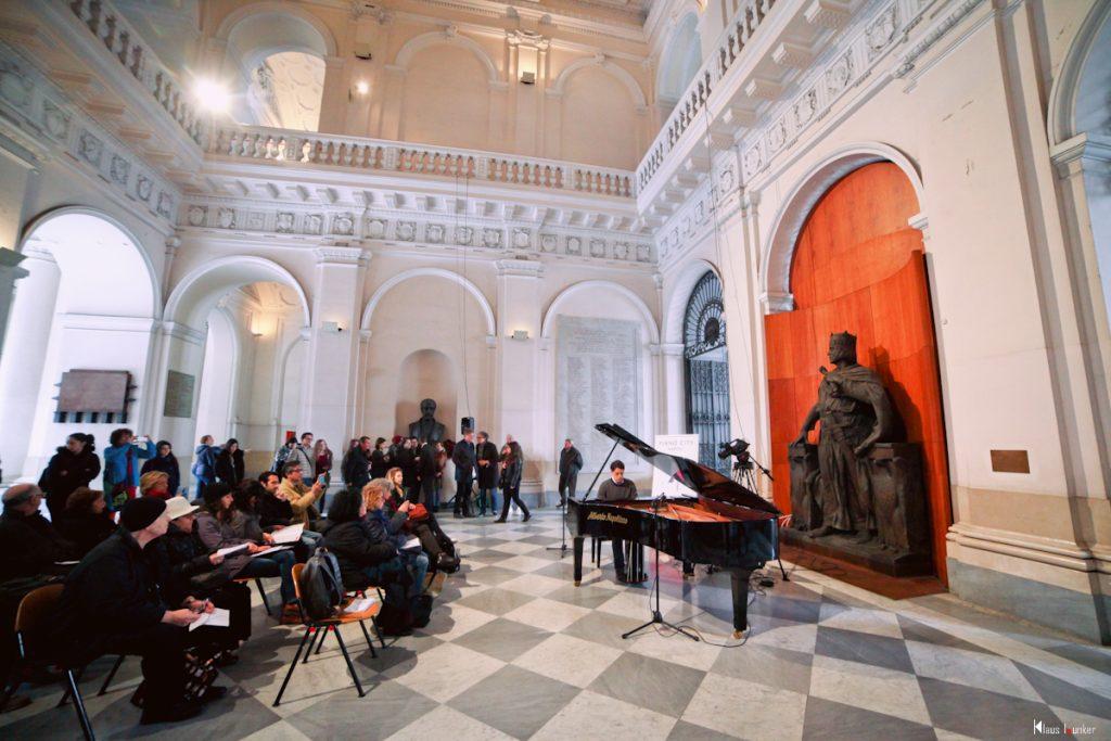 Maratona UNINA - Università degli Studi Federico II di Napoli - Piano City Napoli 2018