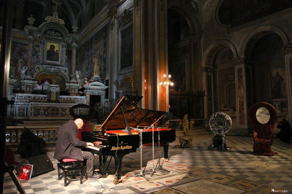 Dado Moroni - S. Maria La Nova - Piano City Napoli 2018